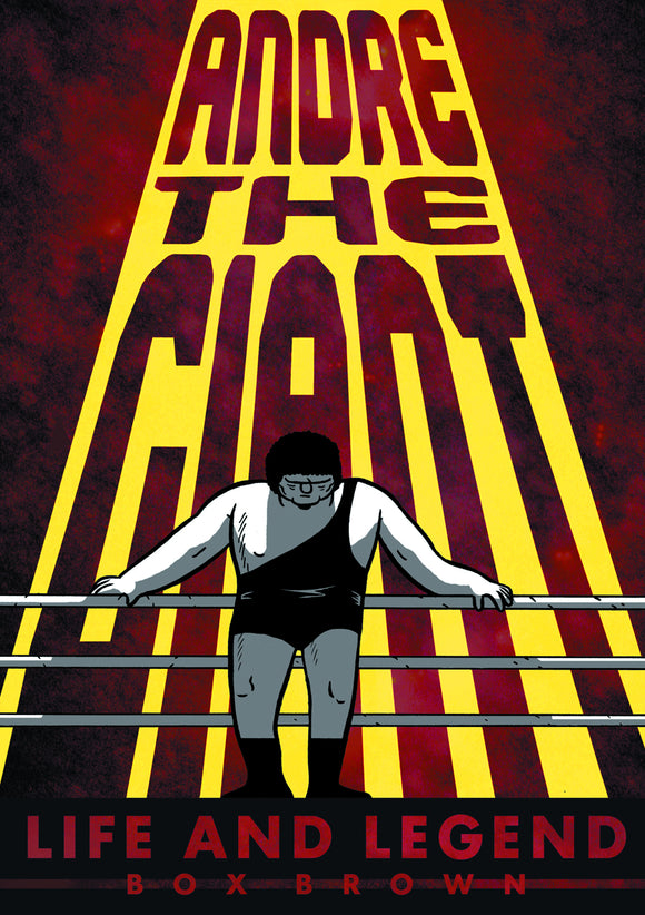 Andre the Giant: Life and Legend GN SC