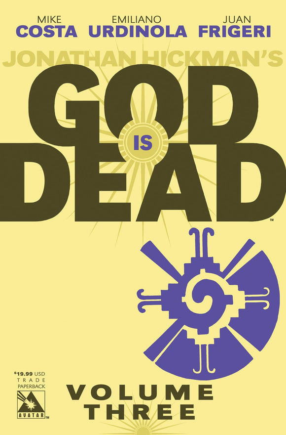 God is Dead Vol 03 TPB