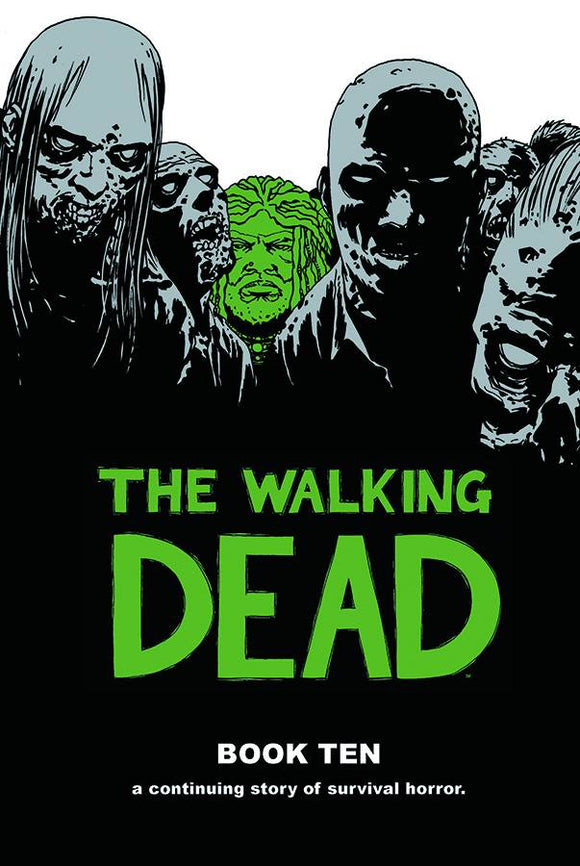 Walking Dead Book 10 HC [Half Priced]