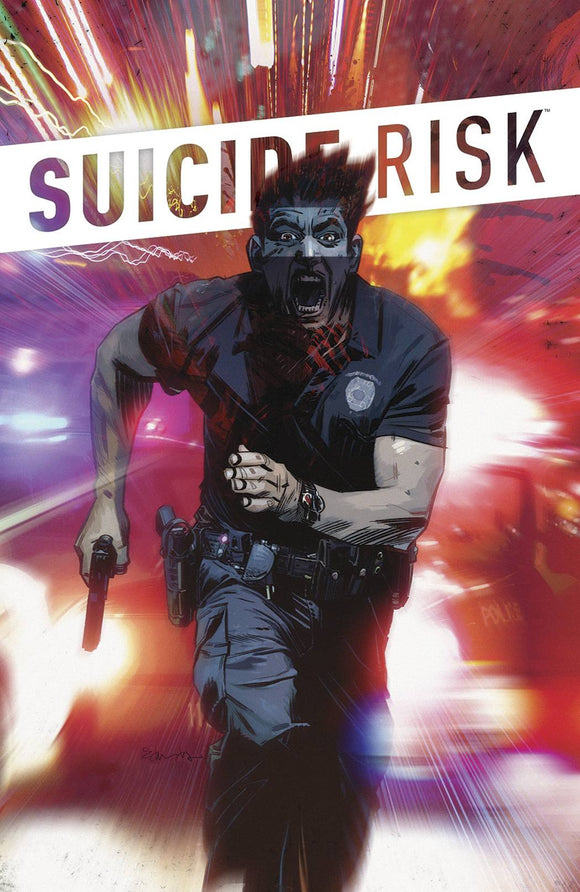 Suicide Risk Vol 03 TPB