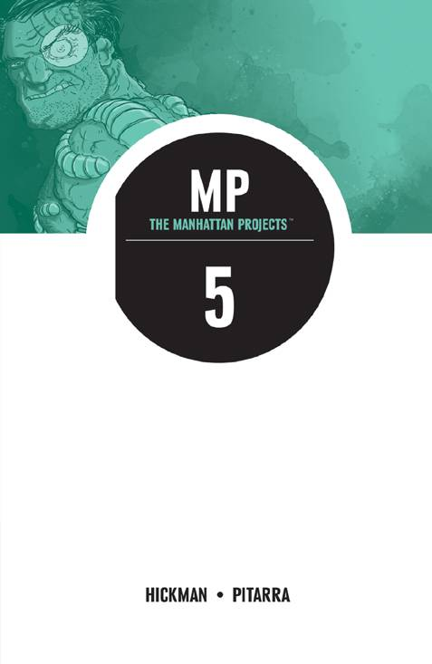 Manhattan Projects Vol 05 TPB