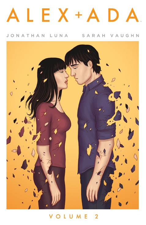 Alex + Ada TP Vol 02 TPB