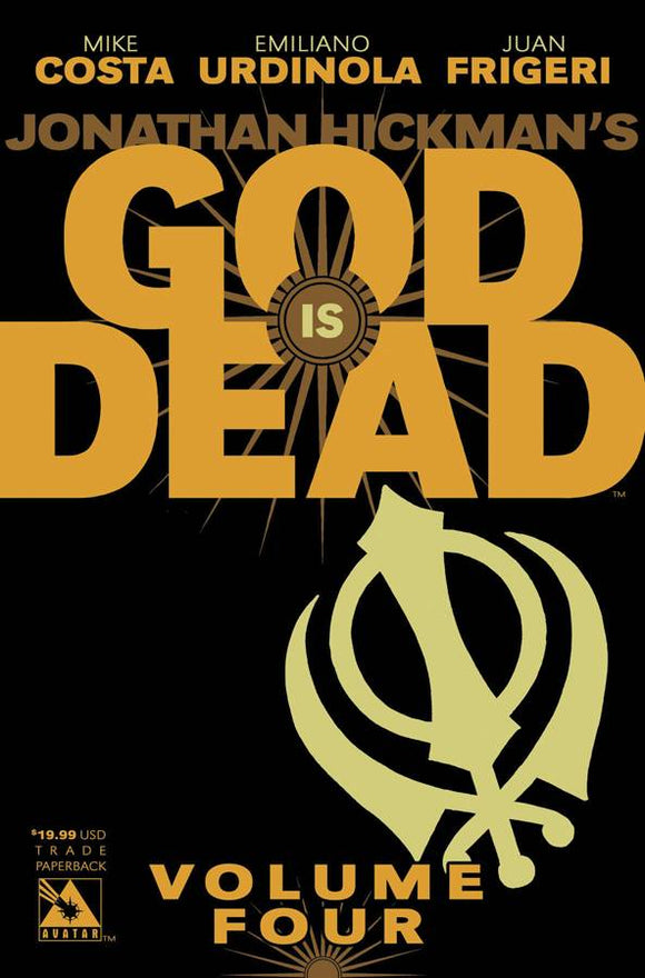 God is Dead Vol 04 TPB