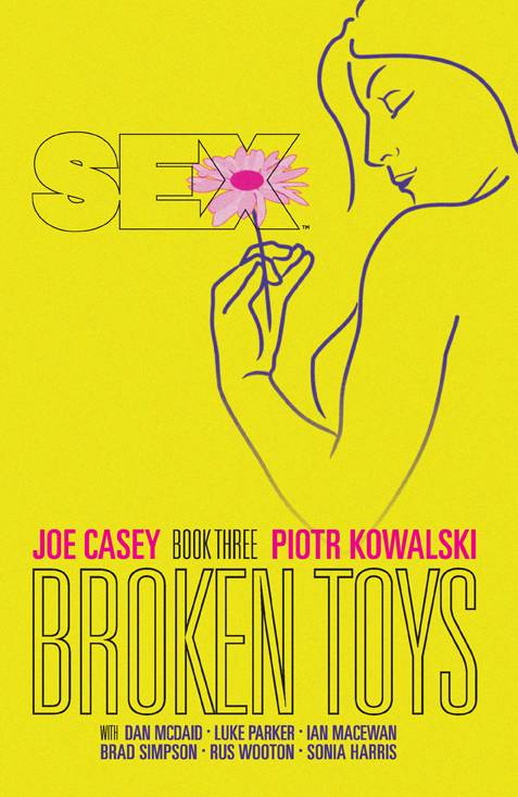Sex Vol 03: Broken Toys TPB