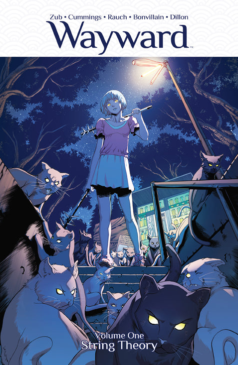 Wayward Vol 01: String Theory TPB
