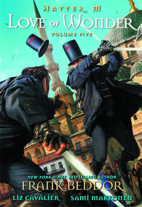 Hatter M Vol 05: Love of Wonder TPB