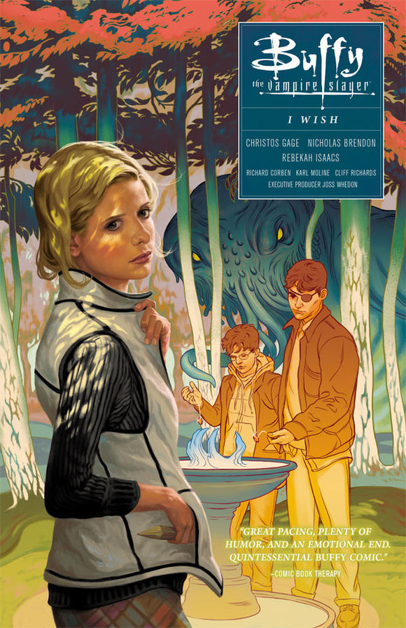 Buffy the Vampire Slayer Season Ten Vol 02: I Wish TPB