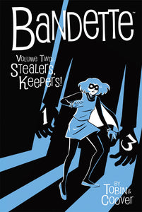 Bandette Vol 02: Stealers Keepers HC