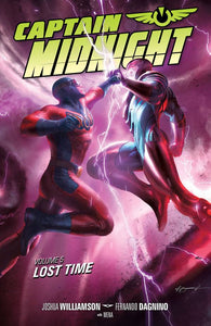 Captain Midnight Vol 05: Lost Time TPB