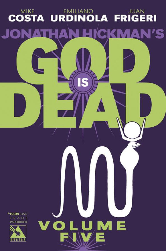God is Dead Vol 05 TPB