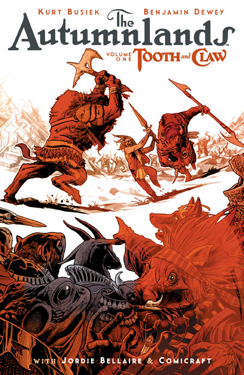 Autumnlands Vol 01: Tooth & Claw TPB