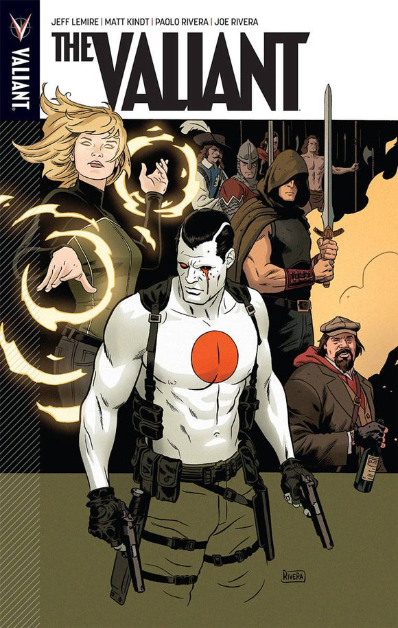 The Valiant TPB