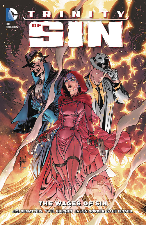 Trinity of Sin Vol 01: The Wages of Sin TPB
