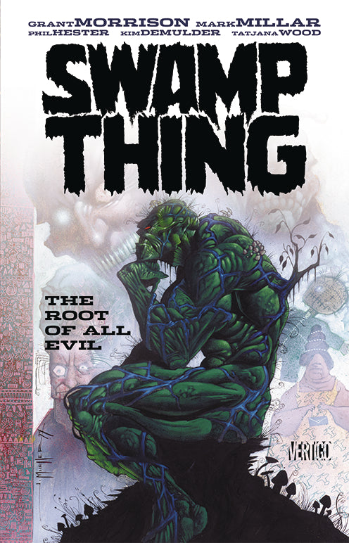 Swamp Thing: The Root of All Evil TPB