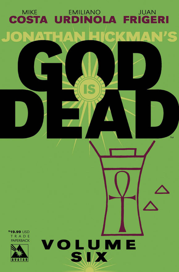 God is Dead Vol 06 TPB