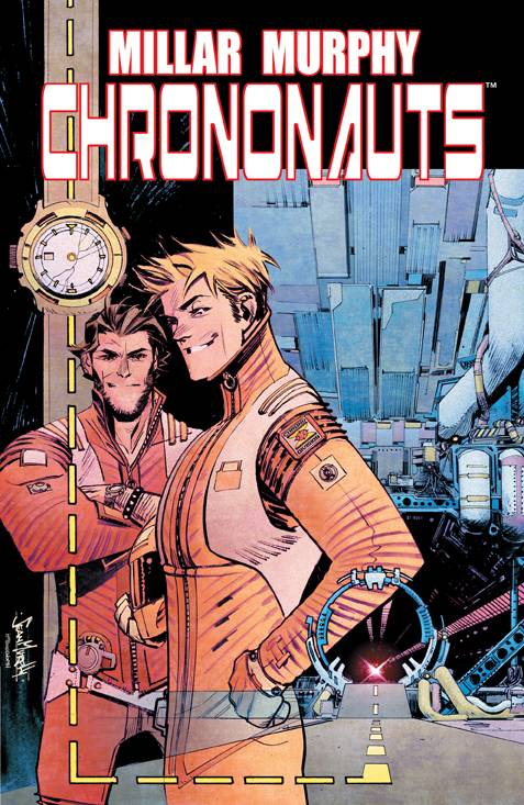 Chrononauts Vol 01 TPB