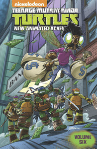 Teenage Mutant Ninja Turtles: New Animated Adventures Vol 06 TPB