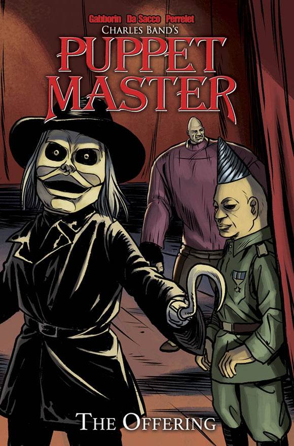 Puppet Master Vol 01: The Offering TPB