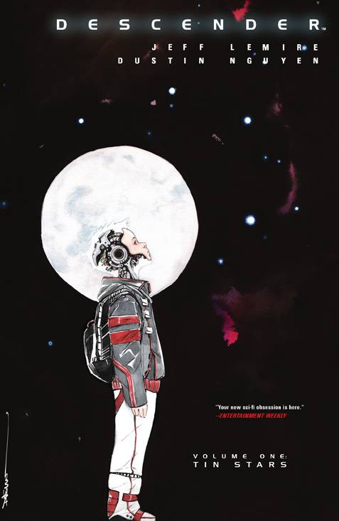 Descender Vol 01: Tin Stars TPB