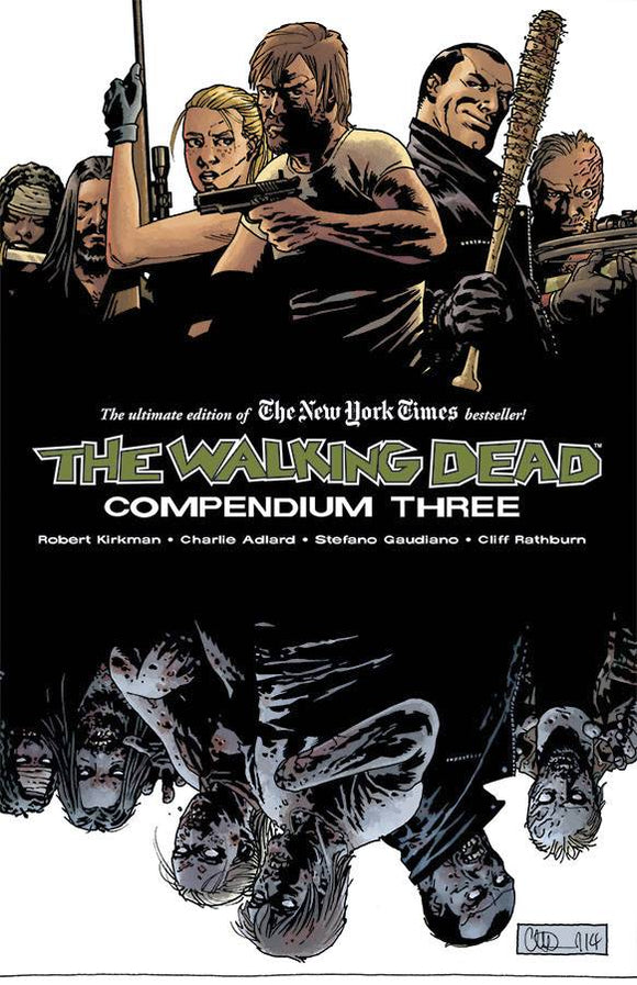 Walking Dead Compendium 3 SC [Nick & Dent]