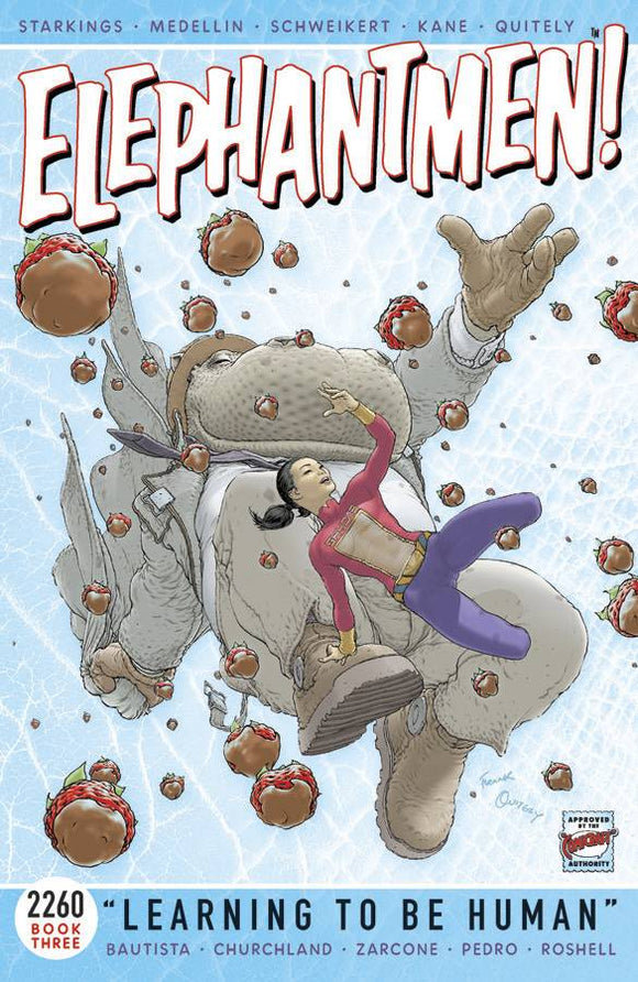 Elephantmen 2260 Vol 03: Learning to Be Human TPB