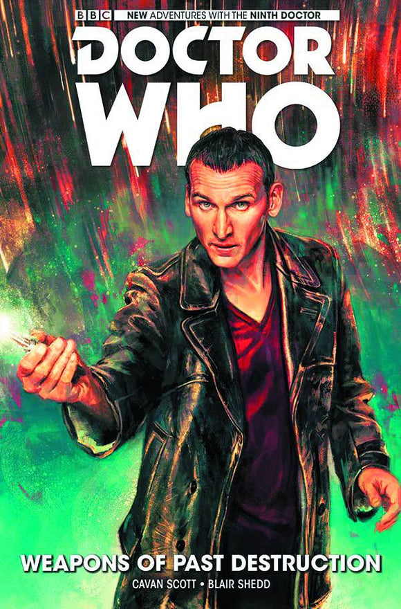 Doctor Who: The 9th Doctor Vol 01: Weapons of Past Destruction HC