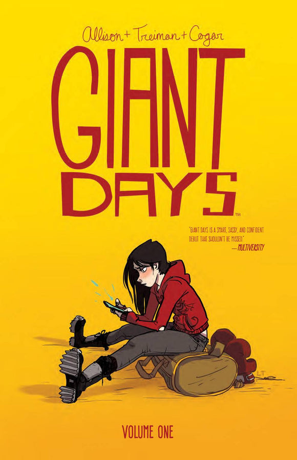 Giant Days Vol 01 TPB