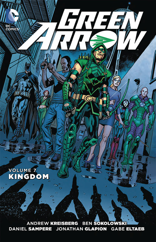 Green Arrow [New 52] Vol 07: Kingdom TPB