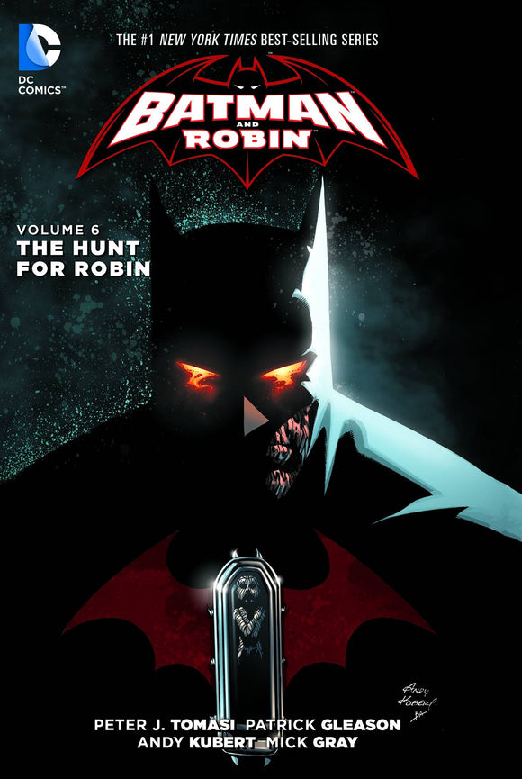 Batman and Robin Vol 06: The Hunt for Robin TPB