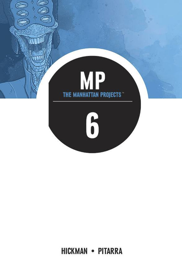 Manhattan Projects Vol 06 TPB