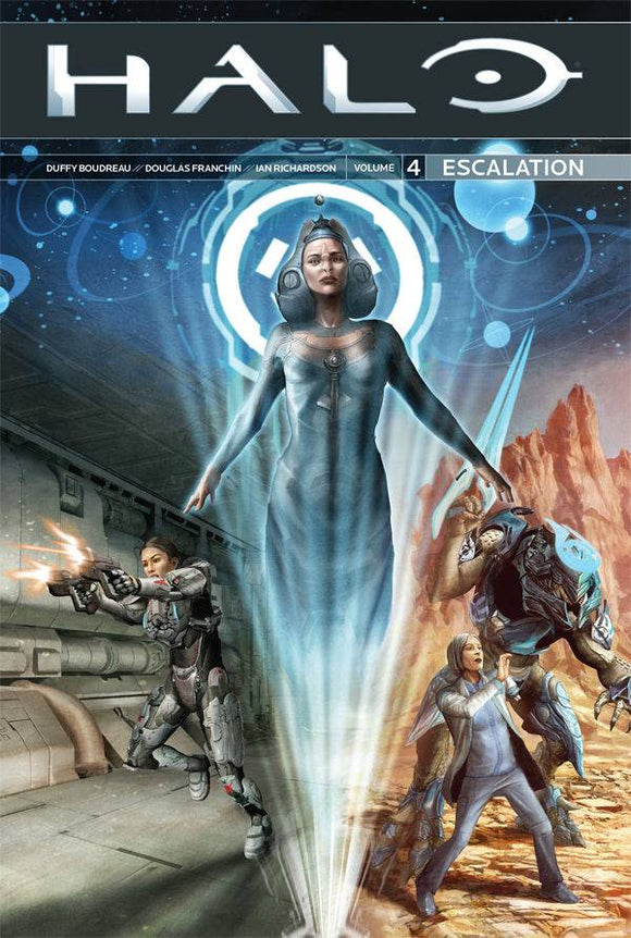 Halo: Escalation Vol 04 TPB