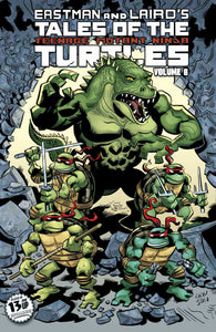 Tales of the Teenage Mutant Ninja Turtles Vol 08 TPB
