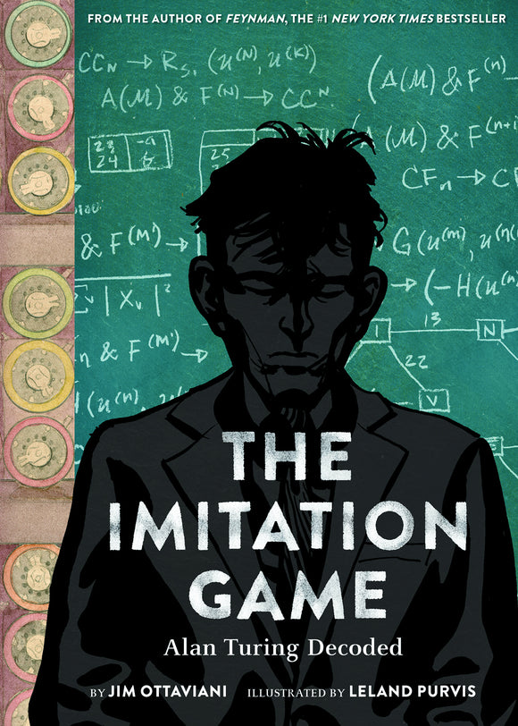Imitation Game: Alan Turing Decoded GN HC