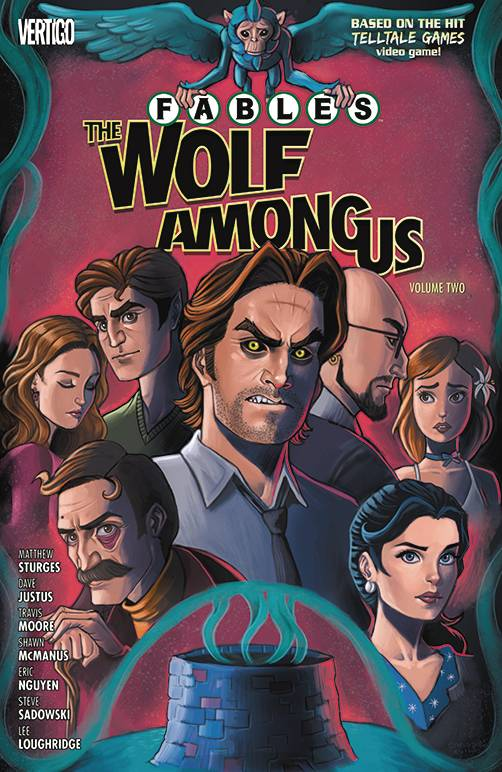 Fables: The Wolf Among Us Vol 02 TPB