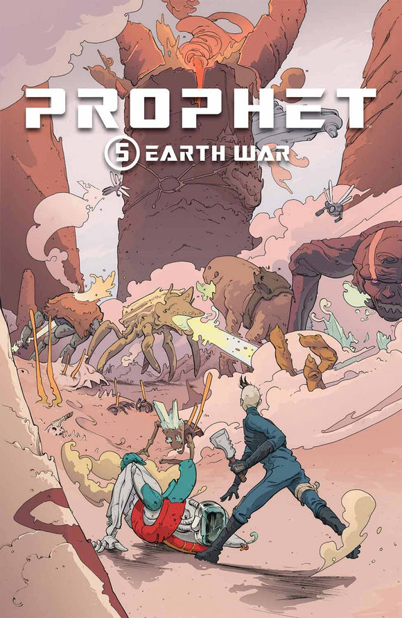 Prophet Vol 05: Earth War TPB