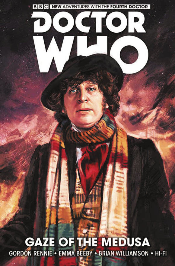 Doctor Who: The 4th Doctor Vol 01: Gaze of the Medusa HC