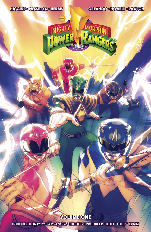 Mighty Morphin Power Rangers Vol 01 TPB