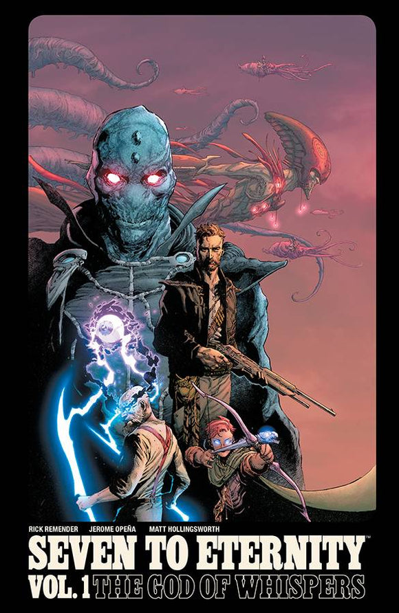 Seven to Eternity Vol 01: The God of Whispers TPB