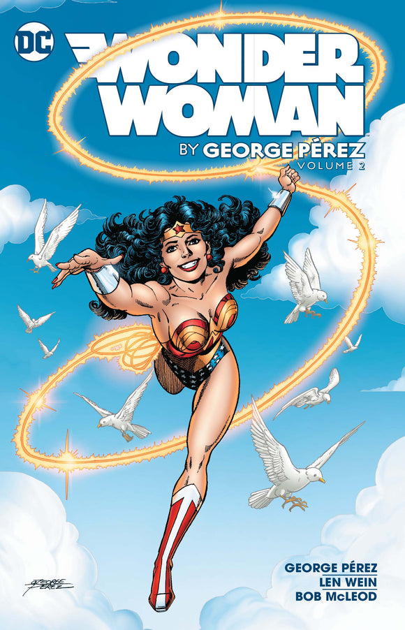 Wonder Woman by George Perez Vol 02 TPB