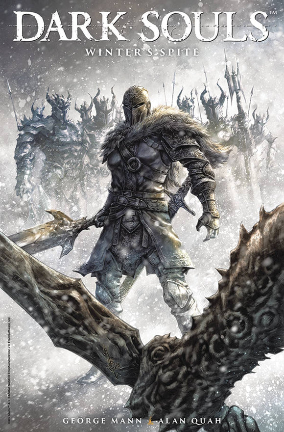 Dark Souls Vol 02: Winter's Spite TPB