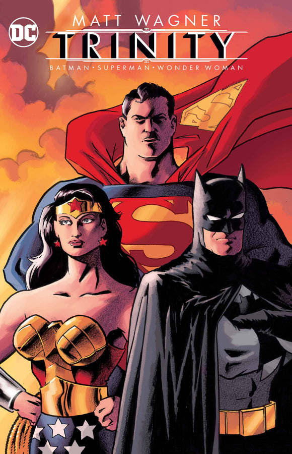 Batman/ Superman/ Wonder Woman: Trinity TPB