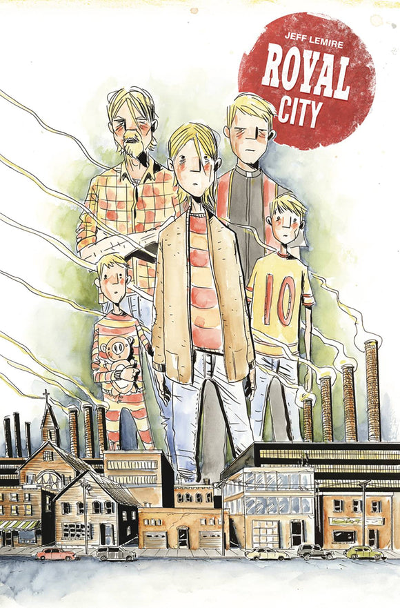 Royal City Vol 01: Next of Kin TPB
