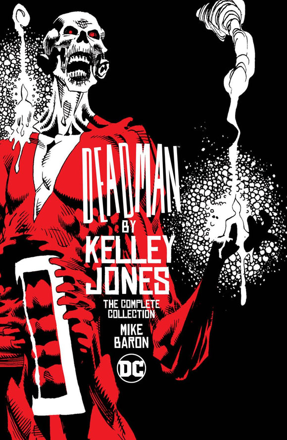 Deadman by Kelley Jones: The Complete Collection TPB