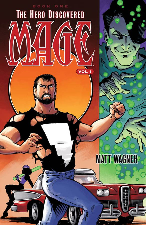 Mage: The Hero Discovered Vol 01 TPB