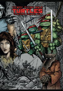 Teenage Mutant Ninja Turtles: Ultimate Collection Vol 01 HC