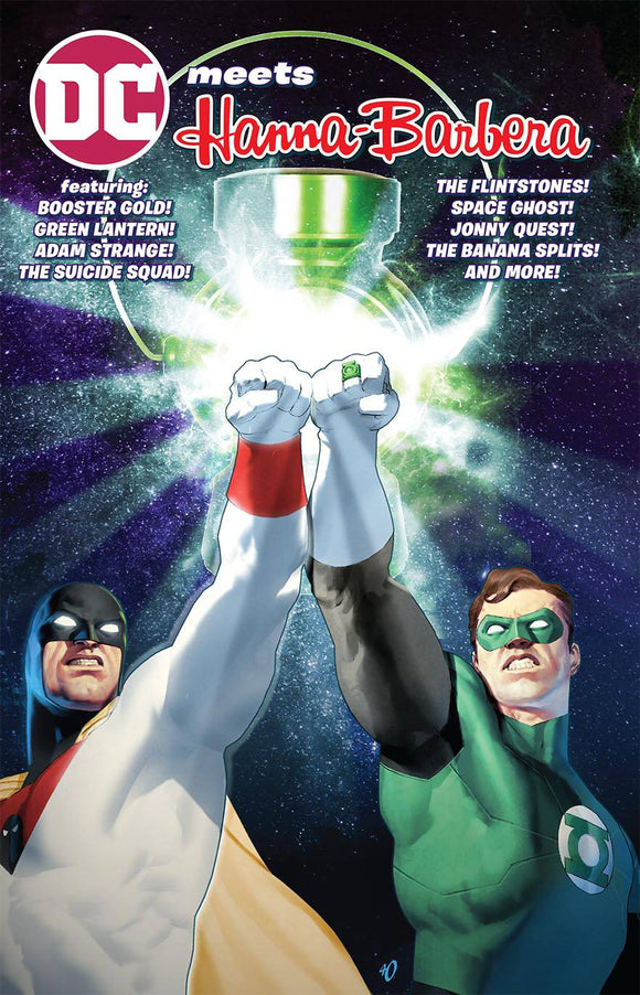 DC Meets Hanna-Barbera Vol 01 TPB