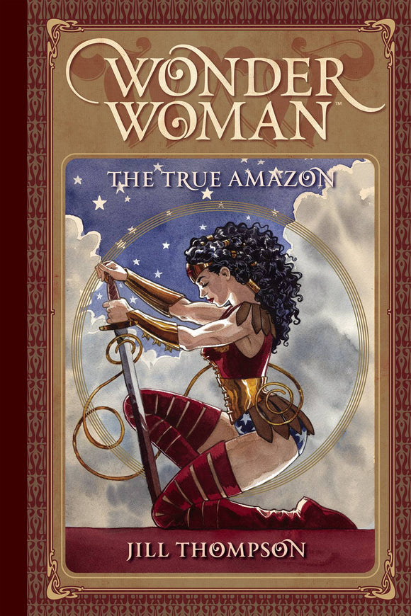 Wonder Woman: The True Amazon TPB