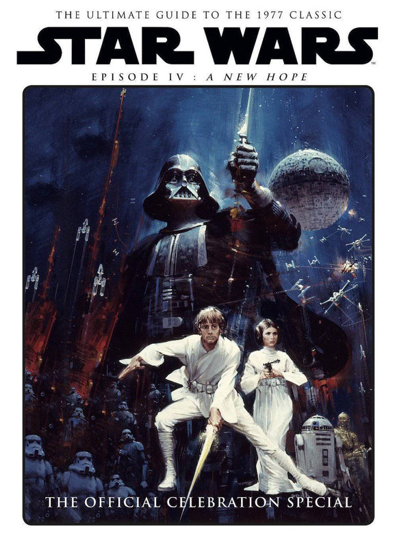 Star Wars: A New Hope-The Official Celebration Special HC
