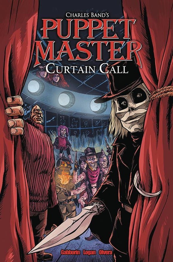 Puppet Master Vol 06: Curtain Call TPB