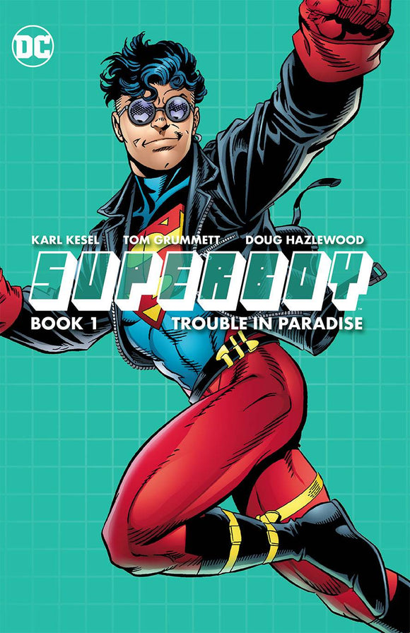 Superboy [1994] Vol 01: Trouble in Paradise TPB